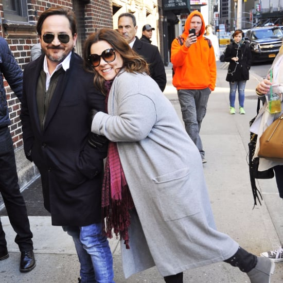 Melissa McCarthy and Husband Out in NYC April 2016