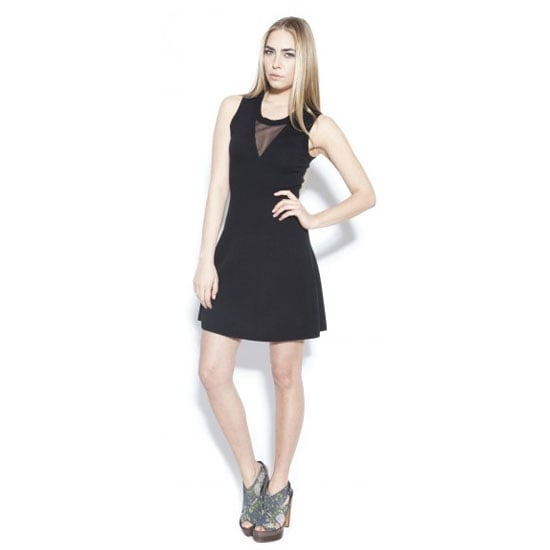 My beloved usually shakes his head in confusion at my more 'fashion-y' outfits (bless him), so I'm going to stick with something low-risk. This LBD is cool enough to do the desk-to-date transition. Just sub in a fun heel and a lick of red lippy. —Ali, FabSugar editor Dress, approx $435, 3.1 Phillip Lim at OTTE