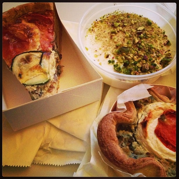 Takeout in Paris is just slightly better than takeout in America, right?