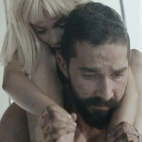 Sia's New Music Video Stars Shia LaBeouf Dancing in His Underwear