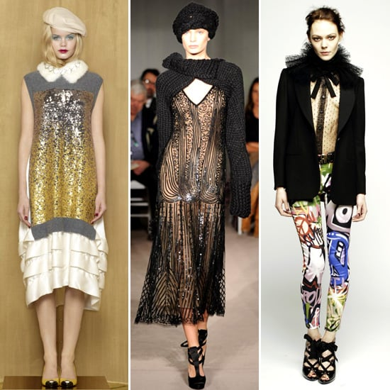 The Latest Covetable Looks From Pre-Fall 2012 — Alexander McQueen, Lanvin, Louis Vuitton, and More