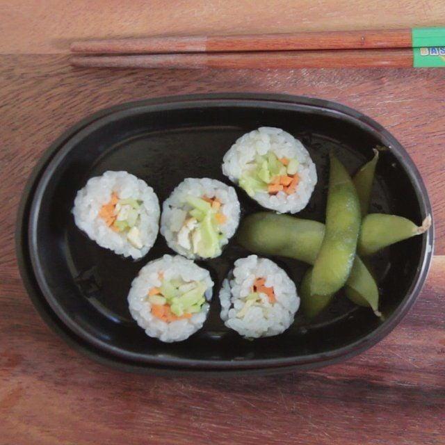 Kid-Friendly Sushi