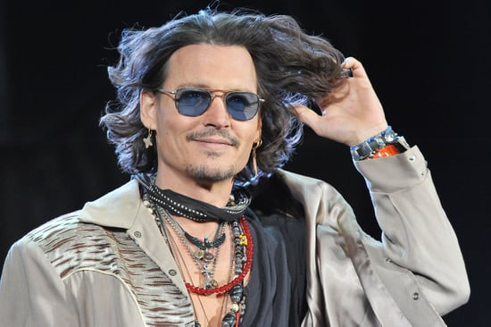 The Evolution of Your Johnny Depp Crush