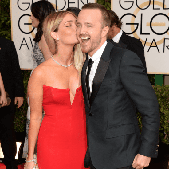Aaron Paul Instagram Message to Ex-Girlfriends