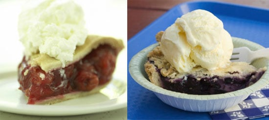 Would You Rather Eat Cherry or Blueberry Pie?