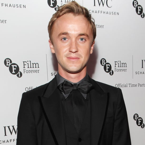 Tom Felton Sorts Celebrities Into Hogwarts Houses
