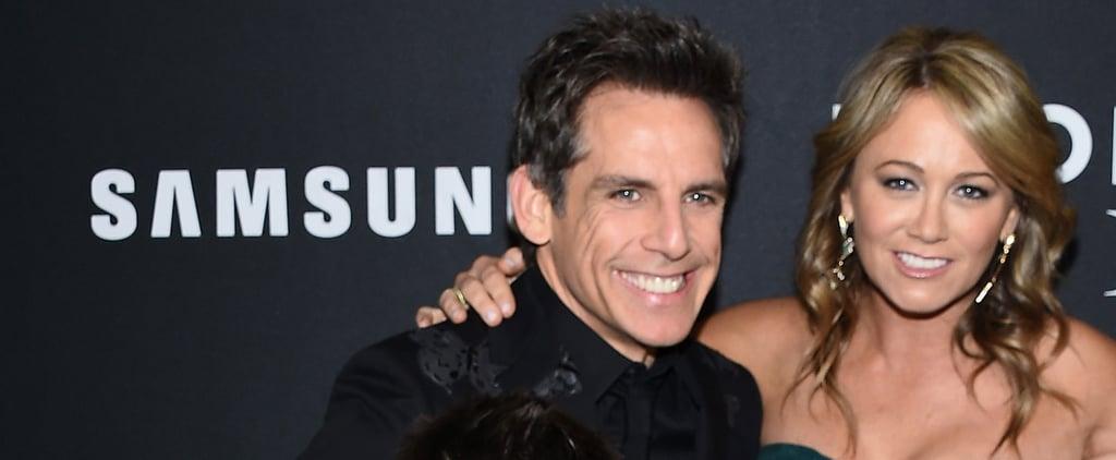 Ben Stiller Turns the Zoolander 2 Premiere Into a Full-Blown Family Affair