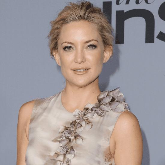 Kate Hudson's Floral Dress at InStyle Awards