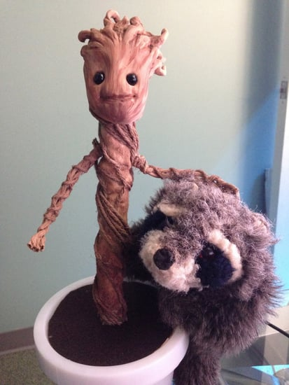 Make Your Own Dancing Baby Groot and Rock the Day Away