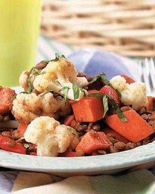 Fast Spicy Thai Lentil Recipe