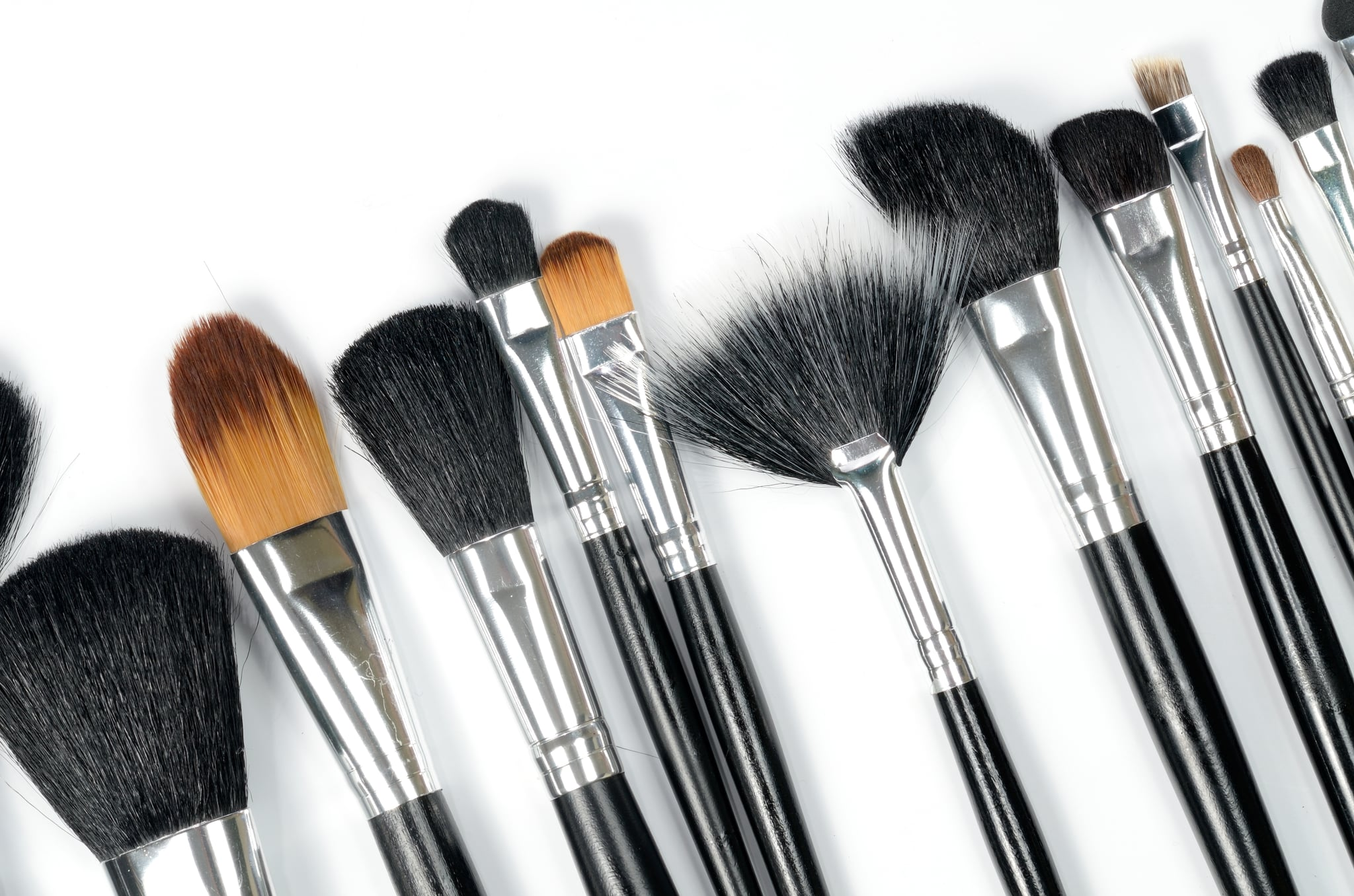 how to clean makeup brushes with coconut oil. now clean your makeup brushes by gently rubbing them against coconut oil while washing under how to with