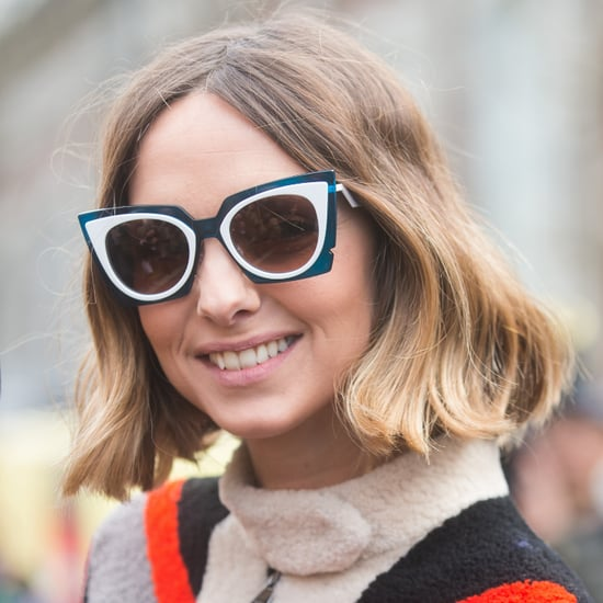 Street Style Hair and Makeup   Fashion Week Fall 2015