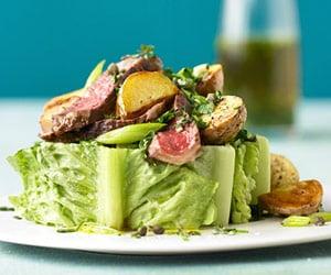 Fast & Easy Steakhouse Dinner Menu