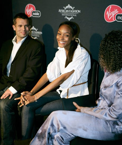 South Africa Gets a Little Taste of Jourdan Dunn