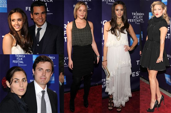 Pictures of Kate Hudson, Jessica Alba, Amanda Peet and Abbie Cornish at the 2010 Tribeca Film Festival 2010-04-28 15:00:00
