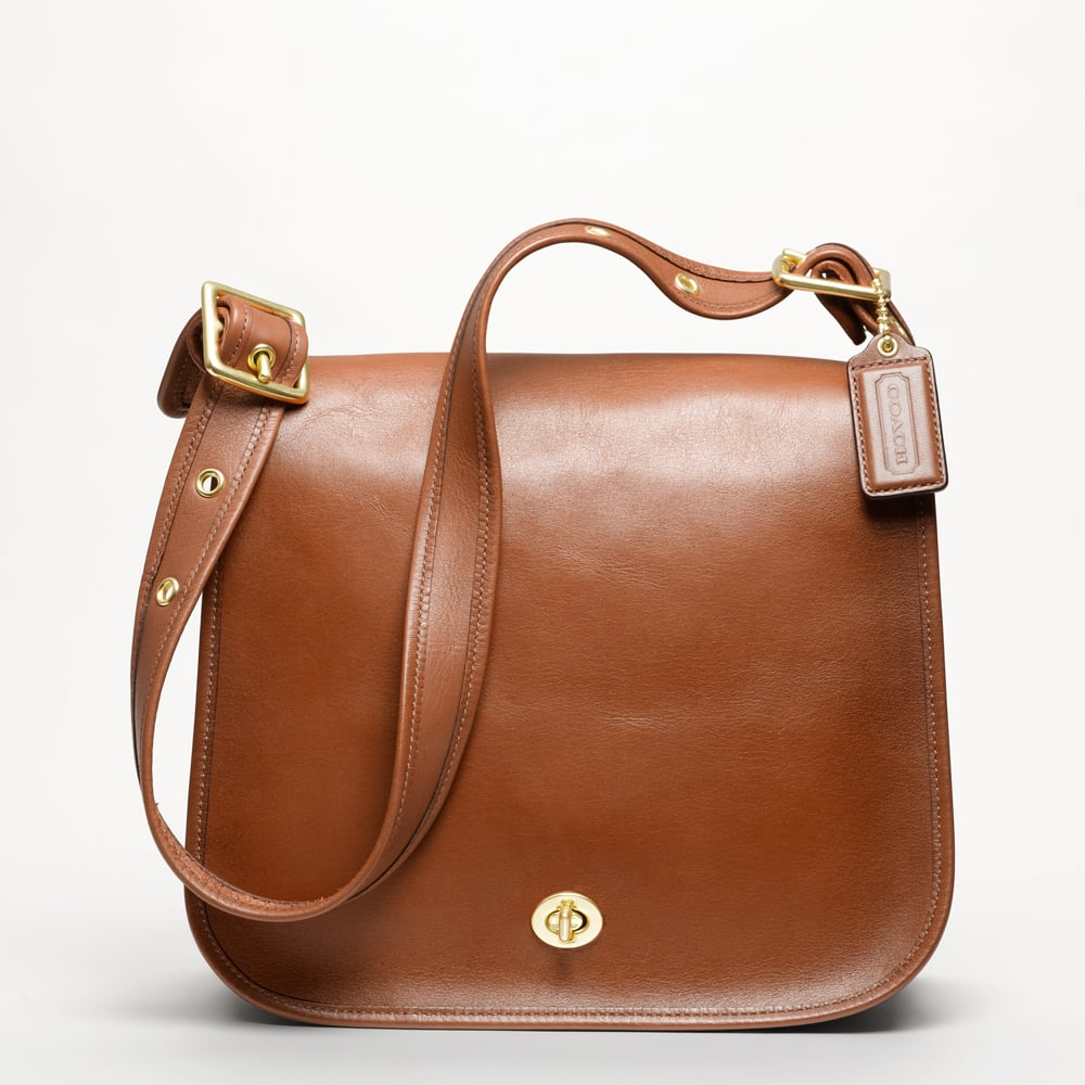 Coach Heritage Collection Bags: See The Original Coach Ads ...