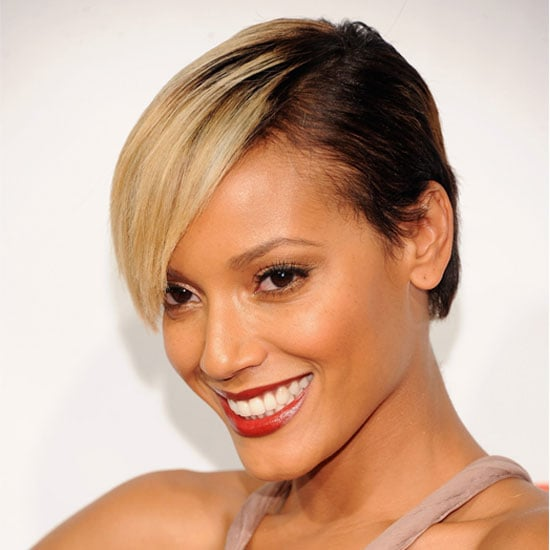 Selita Ebanks's New Short, Blond Hairstyle
