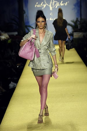 NY Fashion Week: Baby Phat