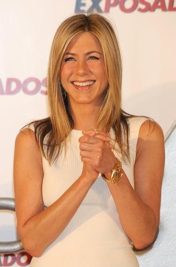 Jennifer Aniston Denies Baby Food Diet