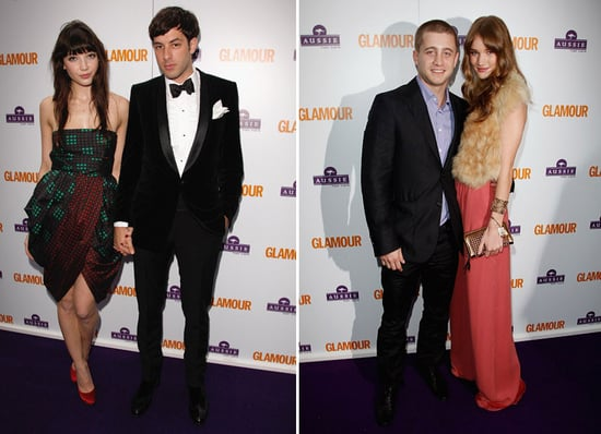 Glamour Awards Get Rosier, Daisier
