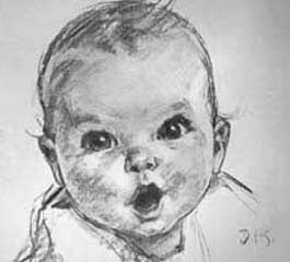 Name the Famous Baby Brand!