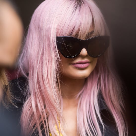 Kylie Jenner and Wigs in Marie Claire Interview