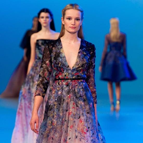 Elie Saab Haute Couture Fashion Week Spring 2014