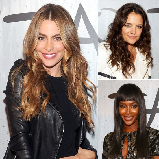 Sofia Vergara, Katie Holmes, and More Step Out to Celebrate Tao Nightclub