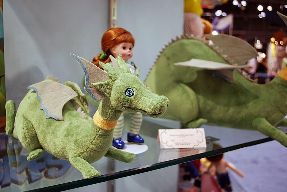 Madame Alexander Puff the Magic Dragon