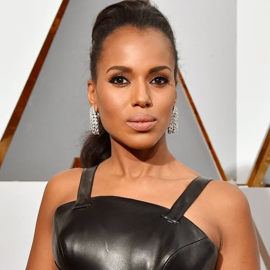 Kerry Washington Hair and Makeup at the 2016 Oscars