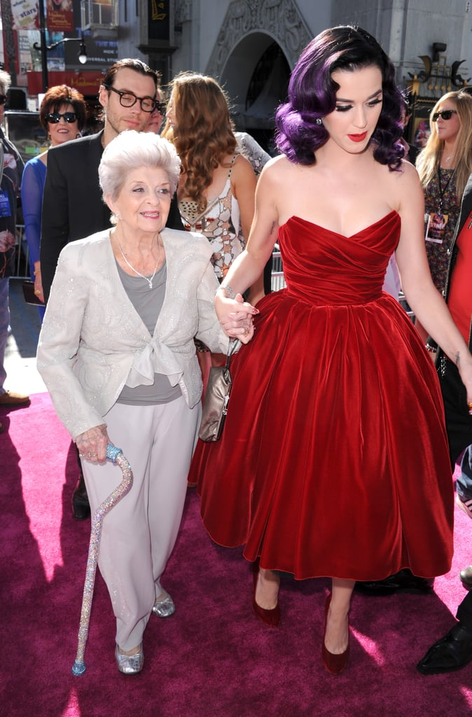 Ann Hudson and Katy Perry