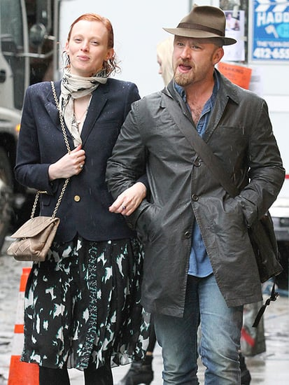 Ben Foster and Model Karen Elson Spark Romance Rumors After Being Spotted Together in N.Y.C.