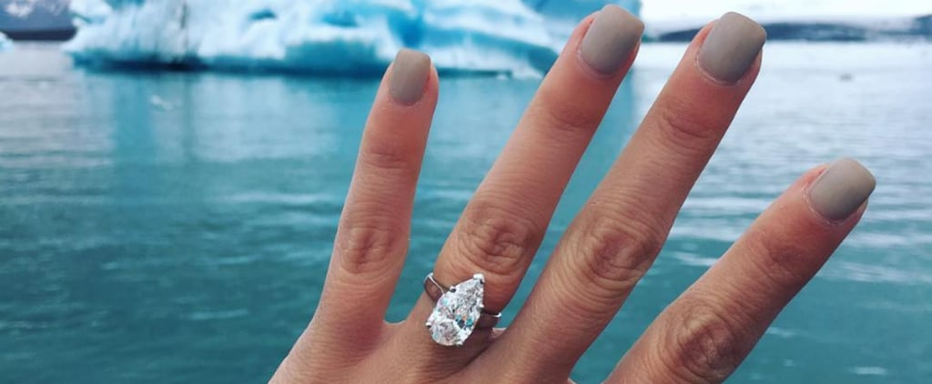 16 Pear-Shaped Engagement Rings For the Girl Who Loves to Stand Out