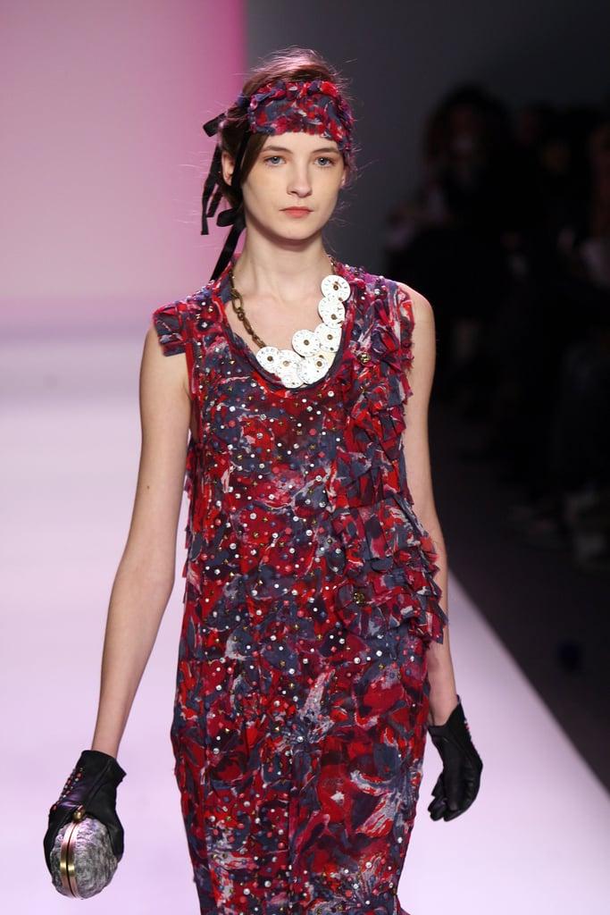 New York Fashion Week: Alexandre Herchcovitch Fall 2009