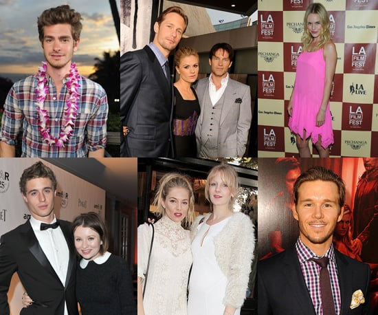 Pictures of Andrew Garfield, Kate Bosworth, True Blood Cast, Emily Browning, Sienna Miller