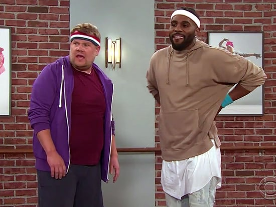 Jason Derulo Tries His Hand at Adorable 'Toddlerography' with James Corden