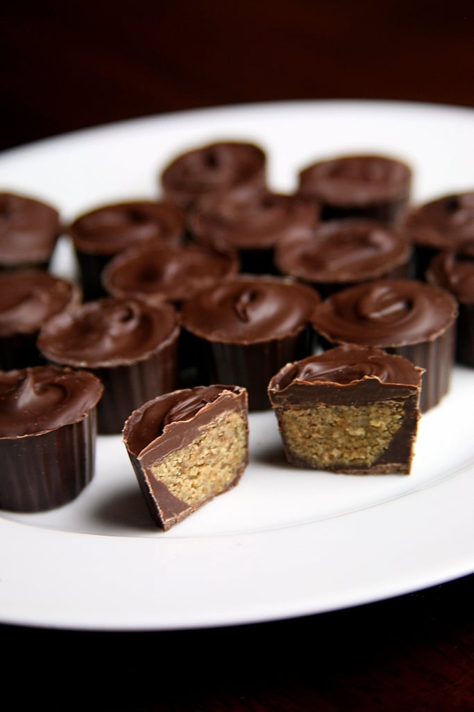 Nut-Free Chocolate Sunbutter Cups