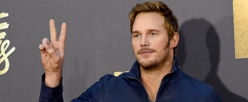 37 Times Chris Pratt Was Cooler and Sexier Than Any Character He Could Ever Play