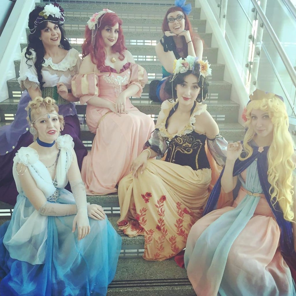 Always disney princess group jealous