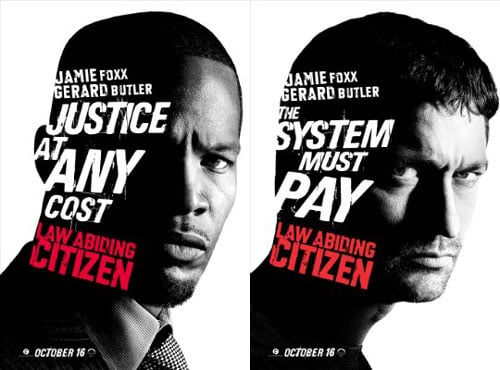 Movie Preview: Foxx, Butler in Law Abiding Citizen