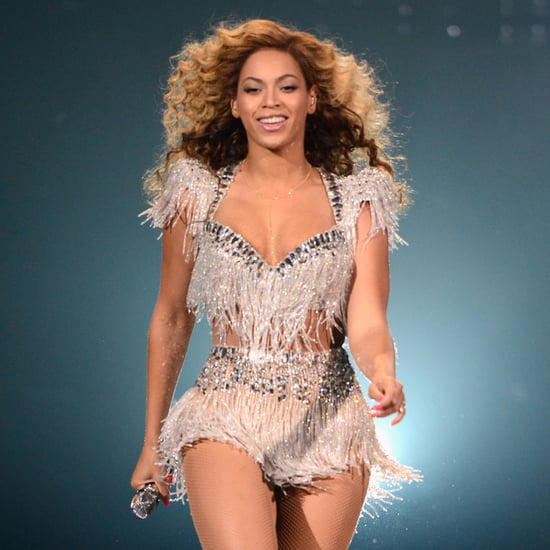 Beyonce Knowles Atlantic City Performance Pictures