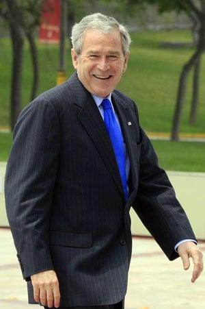 President Bush Calls Iraq War a Success