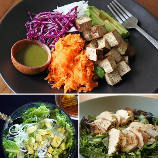 Get Your Greens in With 5 Dinner-Worthy Salads