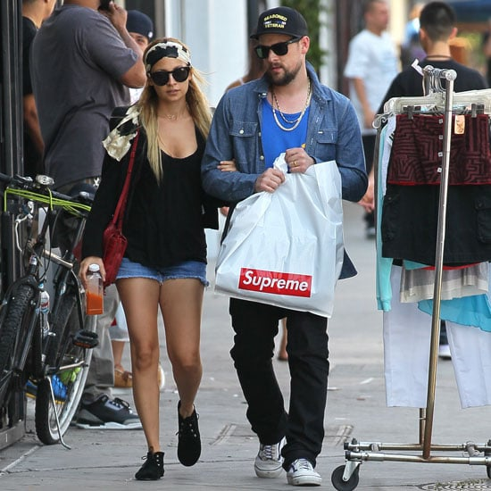 Nicole Richie and Joel Madden Have a Sweet LA Day Date
