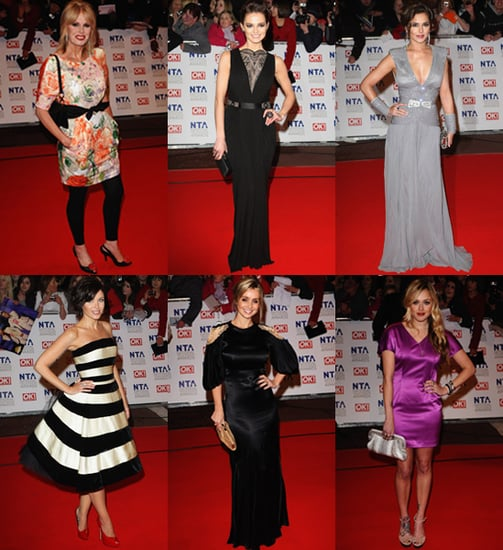Best Dressed at the 2010 National Television Awards