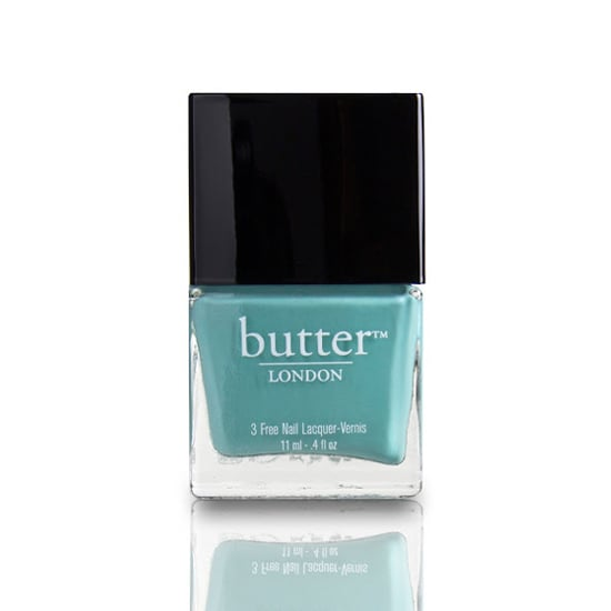 Butter London Poole ($15) is a serene shade of poolside blue.