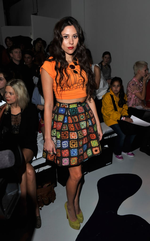 House of Holland: Eliza Doolittle