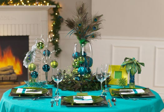Yummy Link: Festive, Unexpected Table Tops