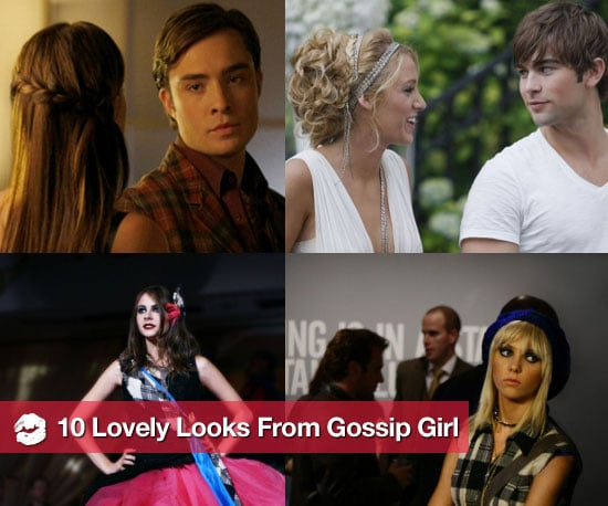 10 Lovely Looks From Gossip Girl