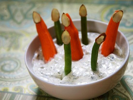 Veggie Fingers Dip